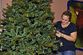 Military groups, local clubs decorate Fisher House for holidays 131202-N-PJ759-002.jpg