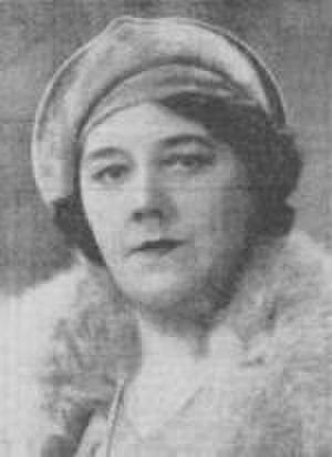 Millicent Preston-Stanley - Millicent Fanny Preston Stanley