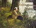 Millpond at Ballsbridge by Sarah Purser 1882.jpg