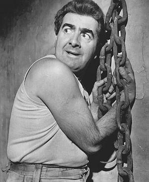 Milo O'Shea - O'Shea in Ulysses in 1967