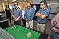 Mind Game - GSM Project Members Visit NDL With NCSM Officers - NCSM - Kolkata 2018-02-22 8015.JPG