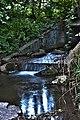Mini-Wasserfall (HDR) - panoramio.jpg