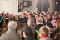 Ministru prezidents Valdis Dombrovskis piedalās Ekumēniskajā dievkalpojumā Doma baznīcā (6333447083).jpg