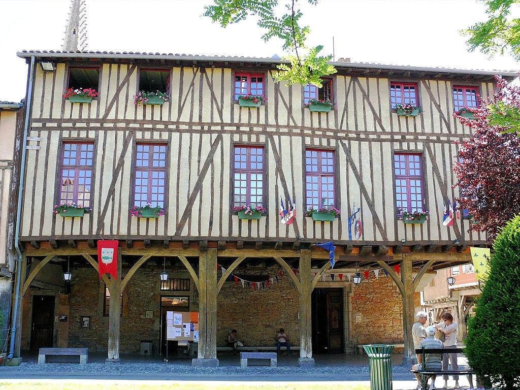 Mirepoix - Mairie -1.JPG