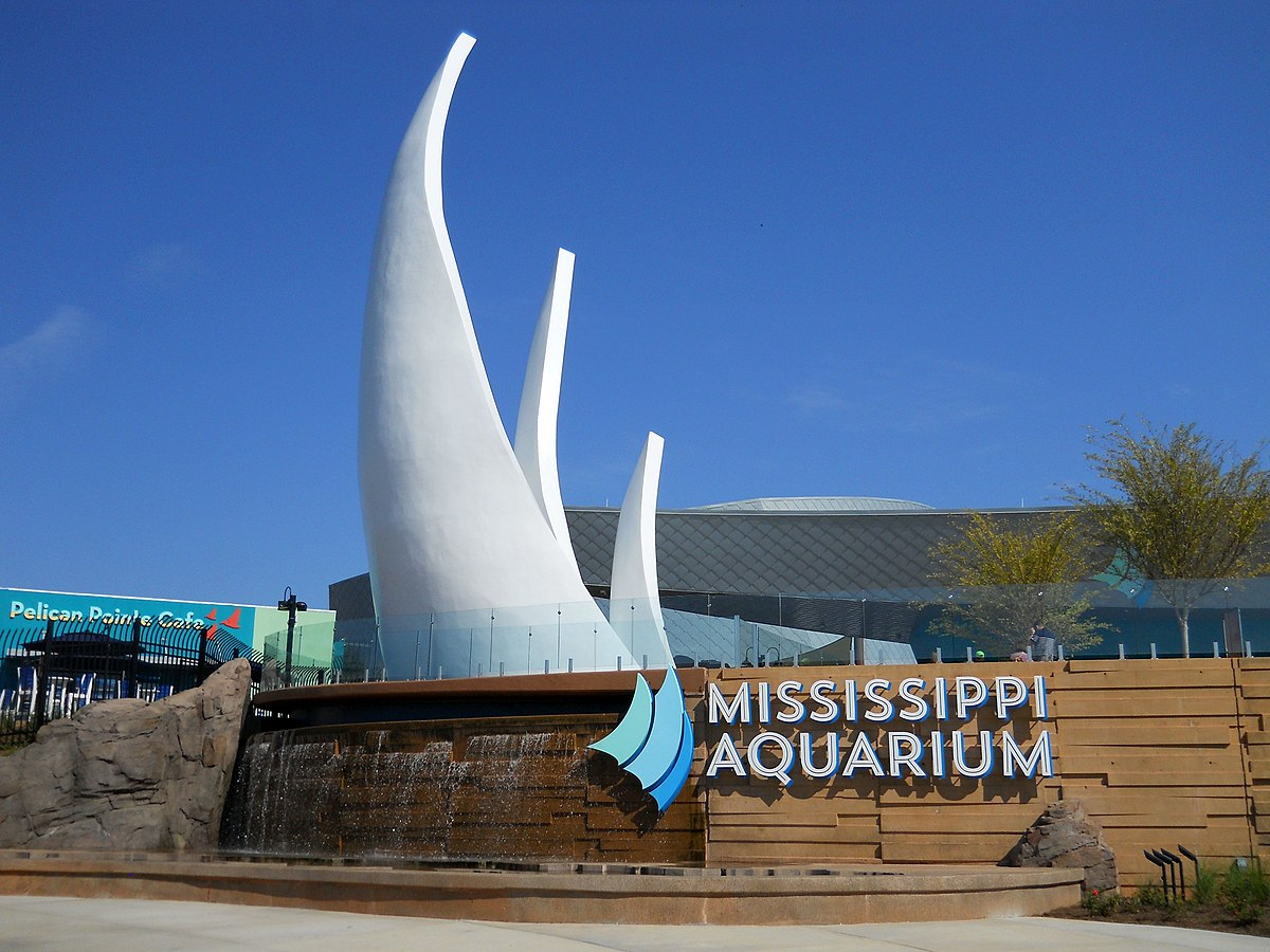 Mississippi Aquarium - Wikipedia