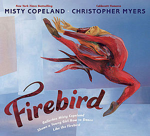 Misty Copeland - Cover of Firebird, Copeland's 2014 children's book