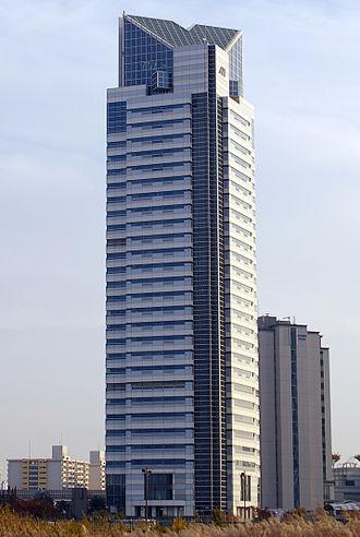 Mizuno Corporation - Mizuno Crista, the Osaka head office