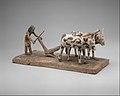 Model of a Man Plowing MET DT288335.jpg