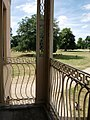 Moggerhanger House -detail of balcony on north-east elevation - Geograph-2206347.jpg