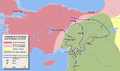 Mohammad adil rais-Invasion of Anatolia and Armenia.PNG