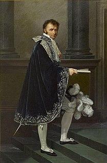 Nicolas François, Count Mollien French noble