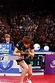 Mondial Ping - Women's Singles - Semifinal - Ding Ning-Li Xiaoxia - 20.jpg