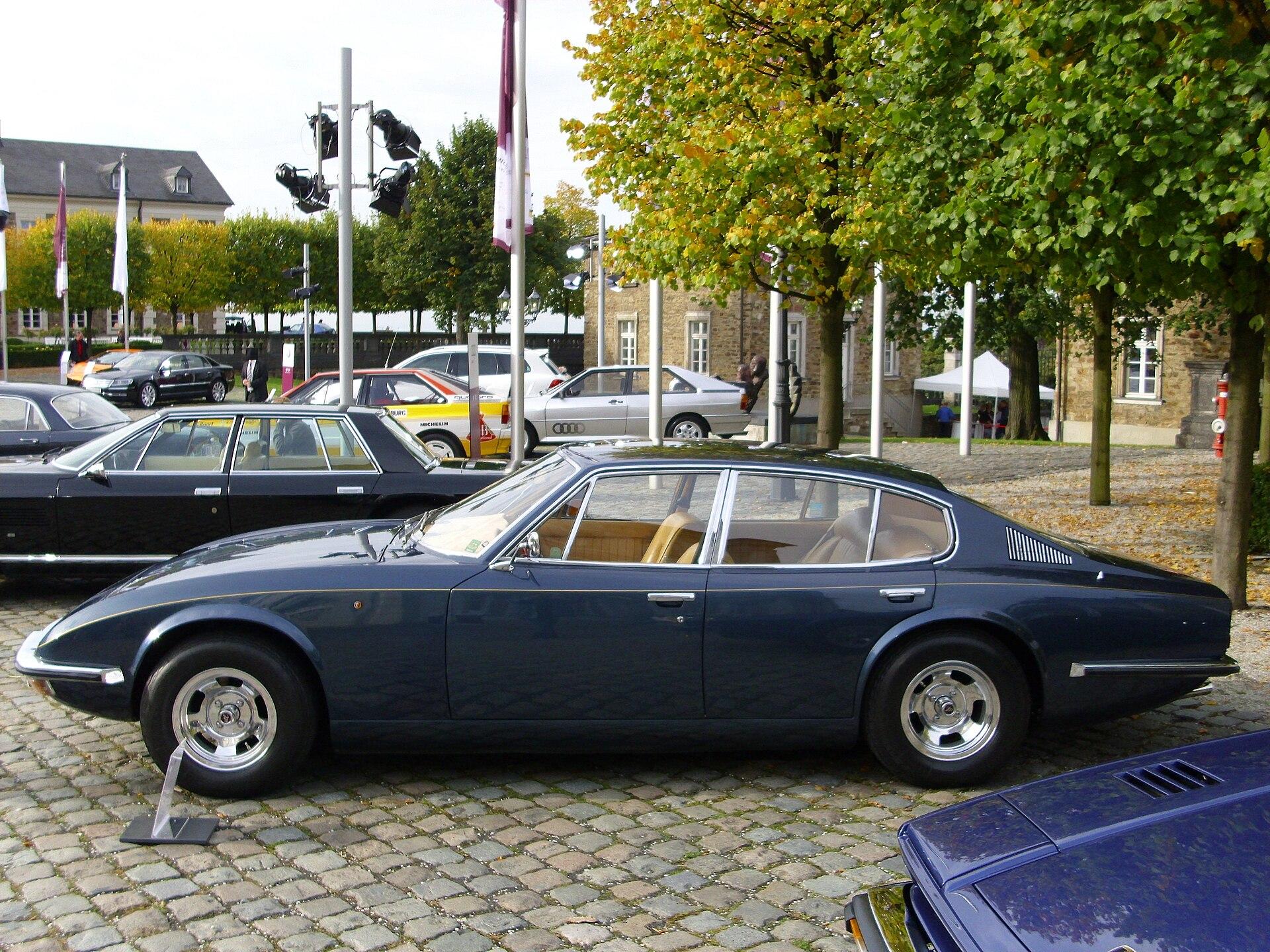 Sports Cars Luxury >> Monica (automobile) - Wikipedia