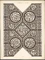 Monografie de la Cathedrale de Chartres - Atlas - Vitrail de saint Eustache - Feuille B - Lithographie.jpg
