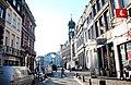 Mons - L'hôtel de ville vu de la rue de Nimy -161214.jpg