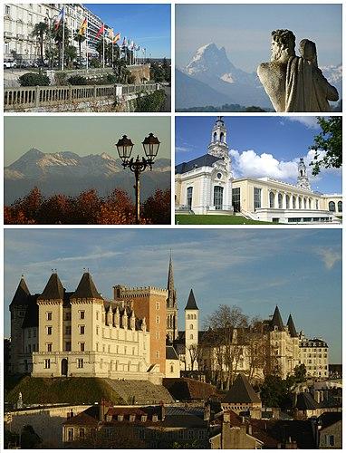 Pau, Pyrénées-Atlantiques - Wikiwand