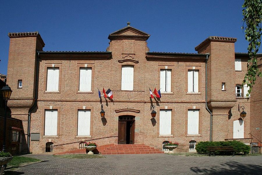 Mairie de Montesquieu-Lauragais