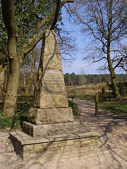 Monument to the memory of Thomas Hardy - geograph.org.uk - 395622
