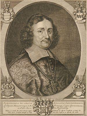 Ferdinand of Fürstenberg (1626–1683) - Ferdinand of Fürstenberg