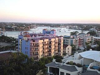 Mooloolaba Suburb of Sunshine Coast, Queensland, Australia