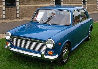C-segment - Morris 1300 (1971-1974)