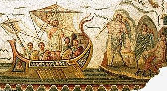 Ulysses mythic image