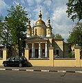 Moscow, Trinity Church in Lefortovo (2).jpg