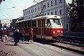 Moscow 1982 tram in Palikha street.jpg