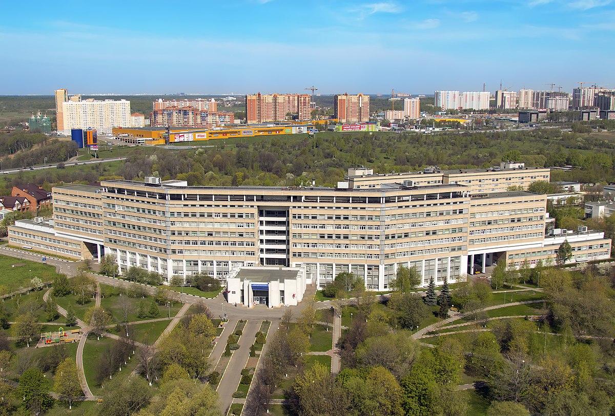 Отделение больницы 15 в г москве