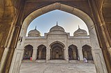 Moti Mosque (inside Lahore Fort).JPG