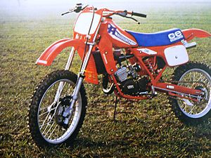 Accossato - Accossato CE 80 Enduro of 1985