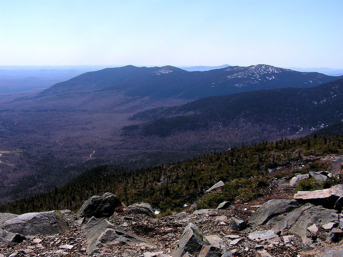 Mount Abraham (Maine) - Wikipedia