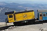 Mount Washington Cog Railway Agiocochook Biodiesel Engine.jpg