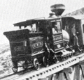 Mount Washington Cog Railway locomotive No. 2 Eagle.png