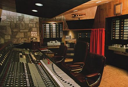 Queen recorded six studio albums at Mountain Studios in Montreux, Switzerland from 1978 to 1995. In December 2013, the studio was opened to fans. Queen: The Studio Experience is free, with fans asked for a donation to the Mercury Phoenix Trust charity. Mountain-studios.jpg