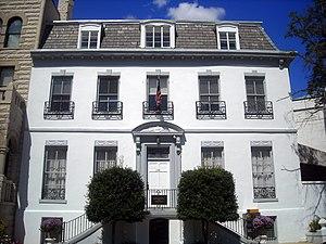 Hiram W. Johnson House - Image: Mountjoy Bayly House