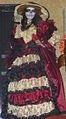 Muchacha disfrazada de Calavera Catrina.jpg