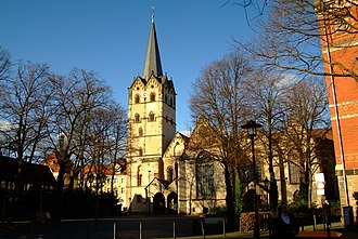 Herford - Herford Minster