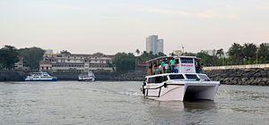 Mandwa, Maharashtra - Mumbai Mandwa Ferry Ride