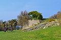 Mur sur l'îlot Sainte-Anne - Saint-Pol-de-Léon.JPG