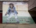 Murals, Evans Middle School, 5600 East Capitol St., NE, Washington, D.C LCCN2010641683.tif