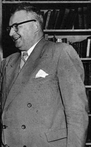 Murdoch Maxwell MacOdrum - Murdoch Maxwell MacOdrum in October 1951