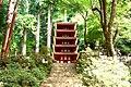 Muro-ji, Goju-no-to (Five-storied Pagoda) -1 (July 2013) - panoramio.jpg