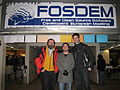 MuseScore user & developer meetup at FOSDEM 2010.jpg