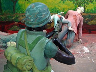 My Lai Massacre - My Lai massacre memorial site, in Quảng Ngãi, Vietnam.