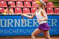 Nürnberger Versicherungscup 2014-Eugenie Bouchard by 2eight 3SC6533.jpg