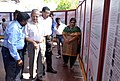 N. Gopalaswami, the District Election Officer & Principal Secretary Commissioner, Corporation of Chennai, Shri Vikram Kapur and the Addl. District Election Officer & District Collector, Chennai.jpg