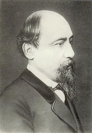 Nikolay Nekrasov - Nekrasov in the 1860s.
