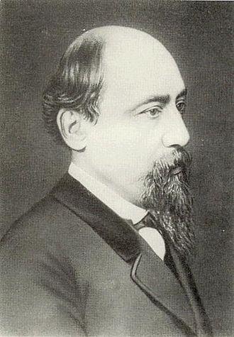 Nikolay Nekrasov - Nekrasov in the 1860s.