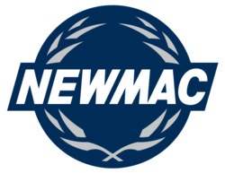 New England Women's and Men's Athletic Conference logo